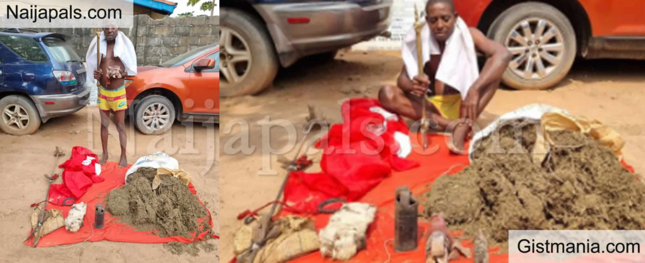 <img alt='.' class='lazyload' data-src='https://img.gistmania.com/emot/news.gif' /> <b>IPOB/ESN Native Doctor Arrested In Imo State </b>(PHOTOS)