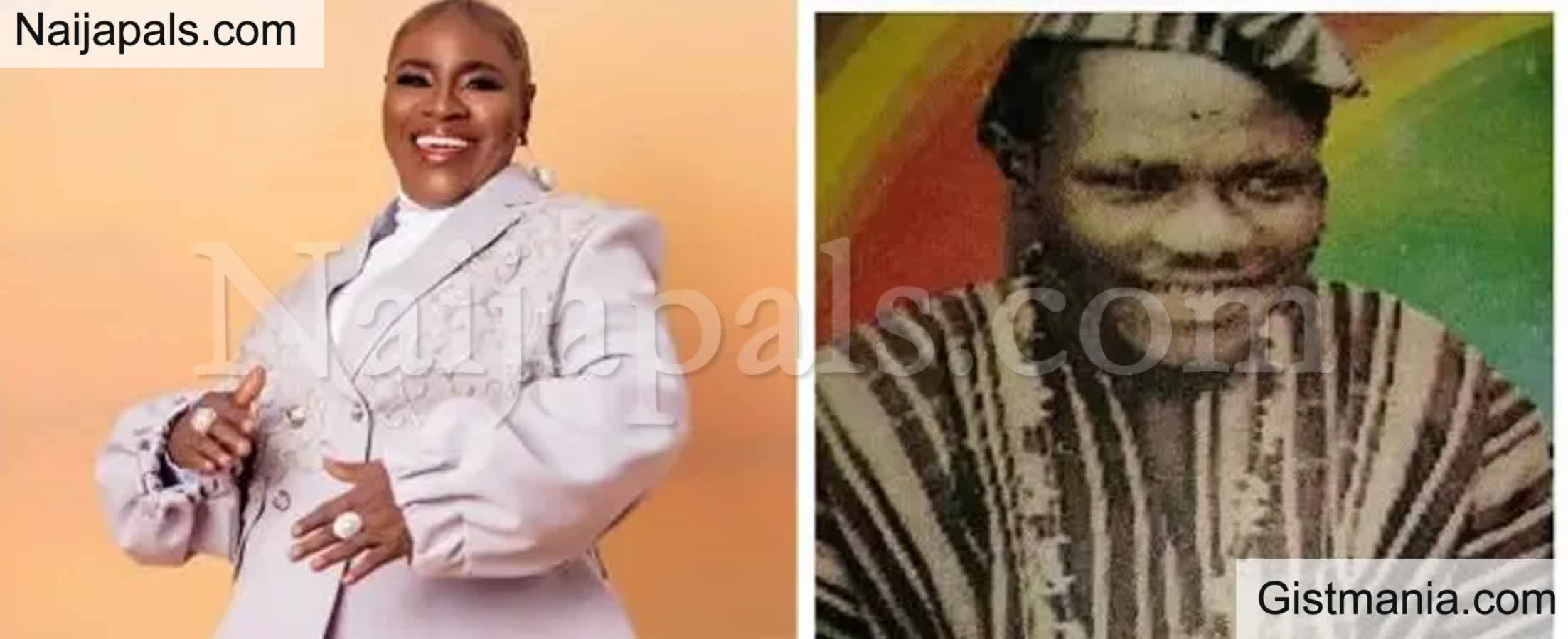 <img alt='.' class='lazyload' data-src='https://img.gistmania.com/emot/comment.gif' /> <b>37 Years Like Yesterday! Veteran Actress, Mama Rainbow Remembers Late Husband</b>