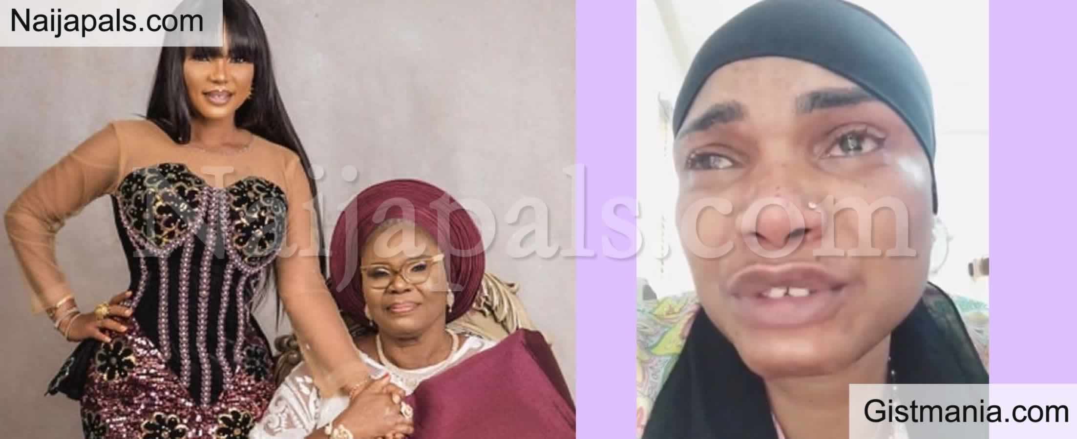 <img alt='.' class='lazyload' data-src='https://img.gistmania.com/emot/video.gif' /> <b>Actress, Iyabo Ojo Discovers Why Her Late Mother Lied About Her Age</b> (Watch Their Last Chat)