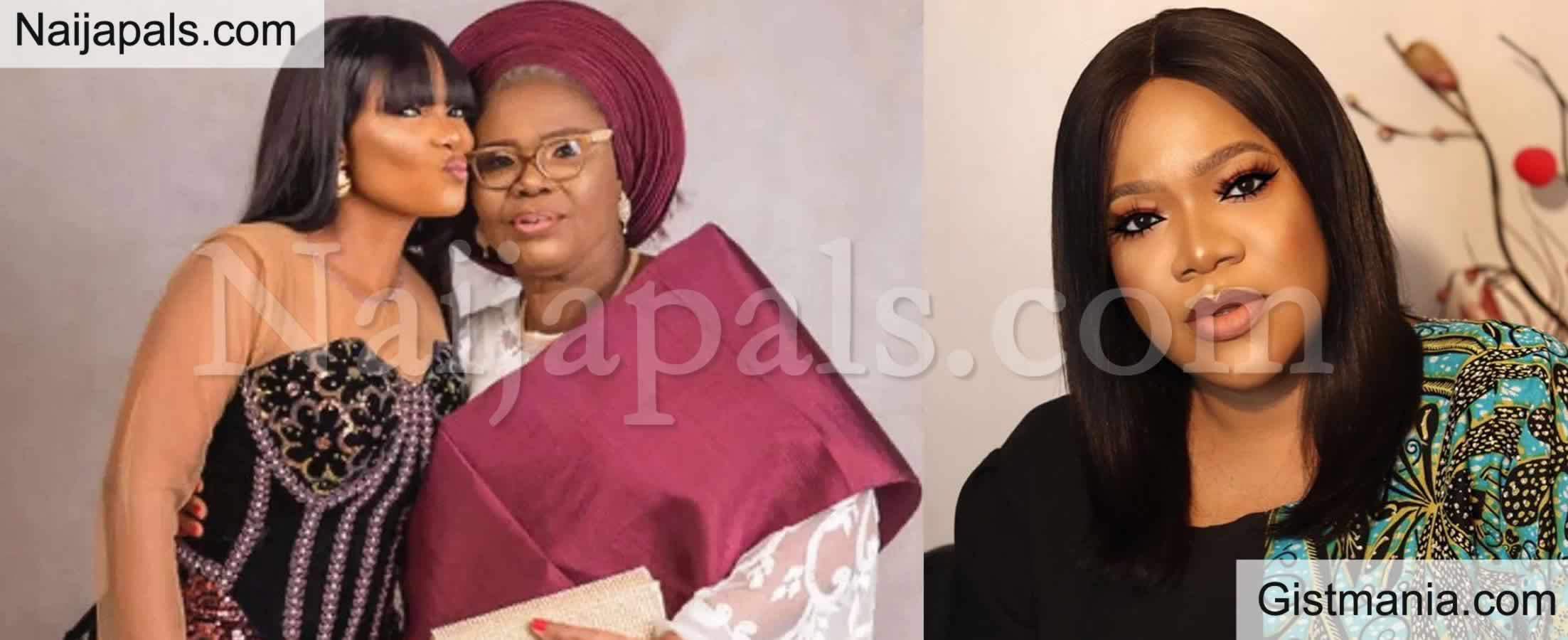 <img alt='.' class='lazyload' data-src='https://img.gistmania.com/emot/comment.gif' /> <b>Why I Ignored Iyabo Ojo on Social Media Over Her Mum's Death</b> - Actress Toyin Abraham