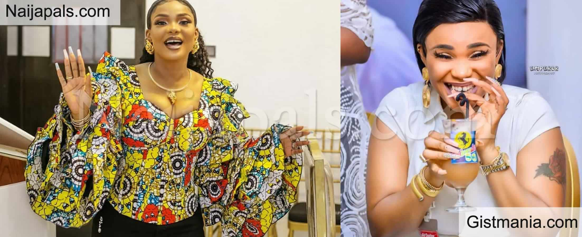 <img alt='.' class='lazyload' data-src='https://img.gistmania.com/emot/video.gif' /> <b>Actress, Iyabo Ojo Bursts Into Tears As She Opens Up On Battling Depression Over Her Marriage</b> (Video)