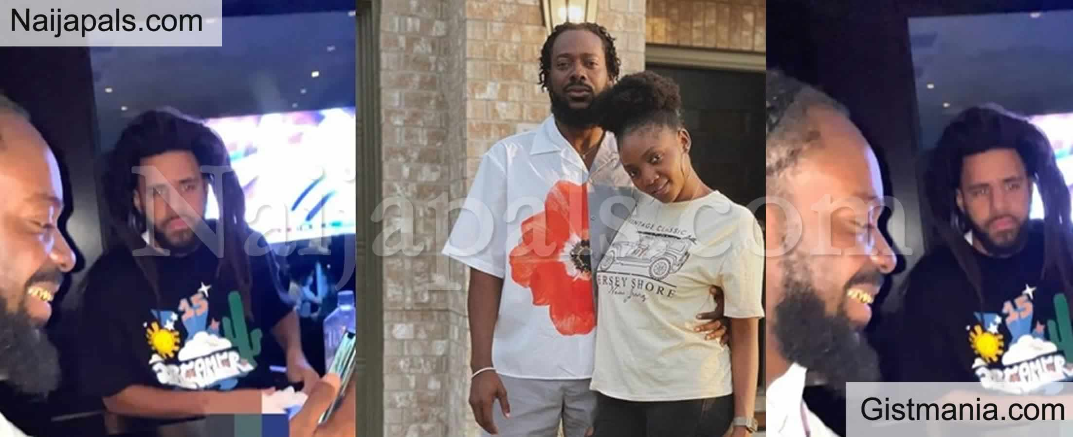 <img alt='.' class='lazyload' data-src='https://img.gistmania.com/emot/comment.gif' /> <b>I Almost Passed Out - Simi Says After Adekunle Gold Facetimed Her With US Rapper, J. Cole</b>