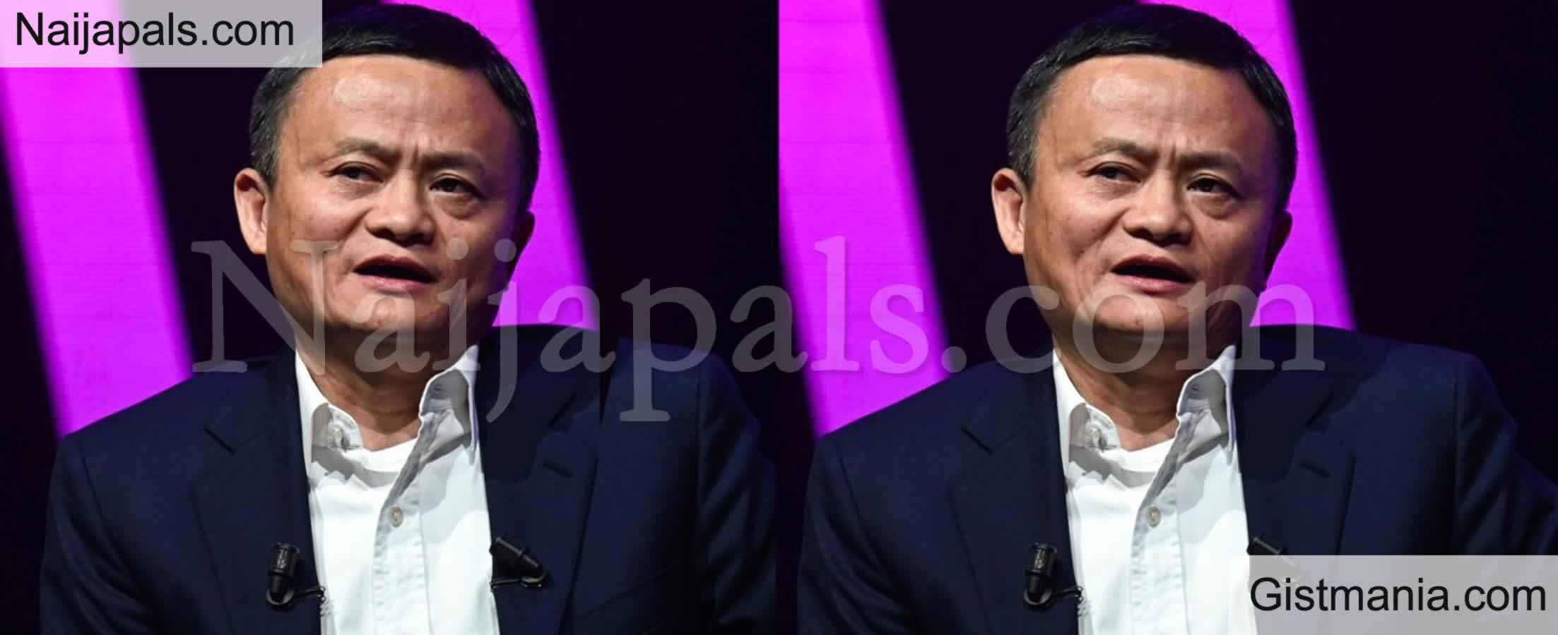 <img alt='.' class='lazyload' data-src='https://img.gistmania.com/emot/comment.gif' /> <b>China's Richest Man And Alibaba Group Founder, Jack Ma Makes First Appearance Since October</b>
