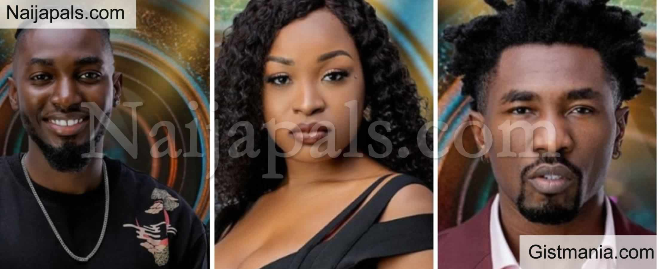 <img alt='.' class='lazyload' data-src='https://img.gistmania.com/emot/comment.gif' /> BBNaija: <b>Step Away From Jackie B, I Don't Want To Compete With You</b> – Jay Paul Warns Boma