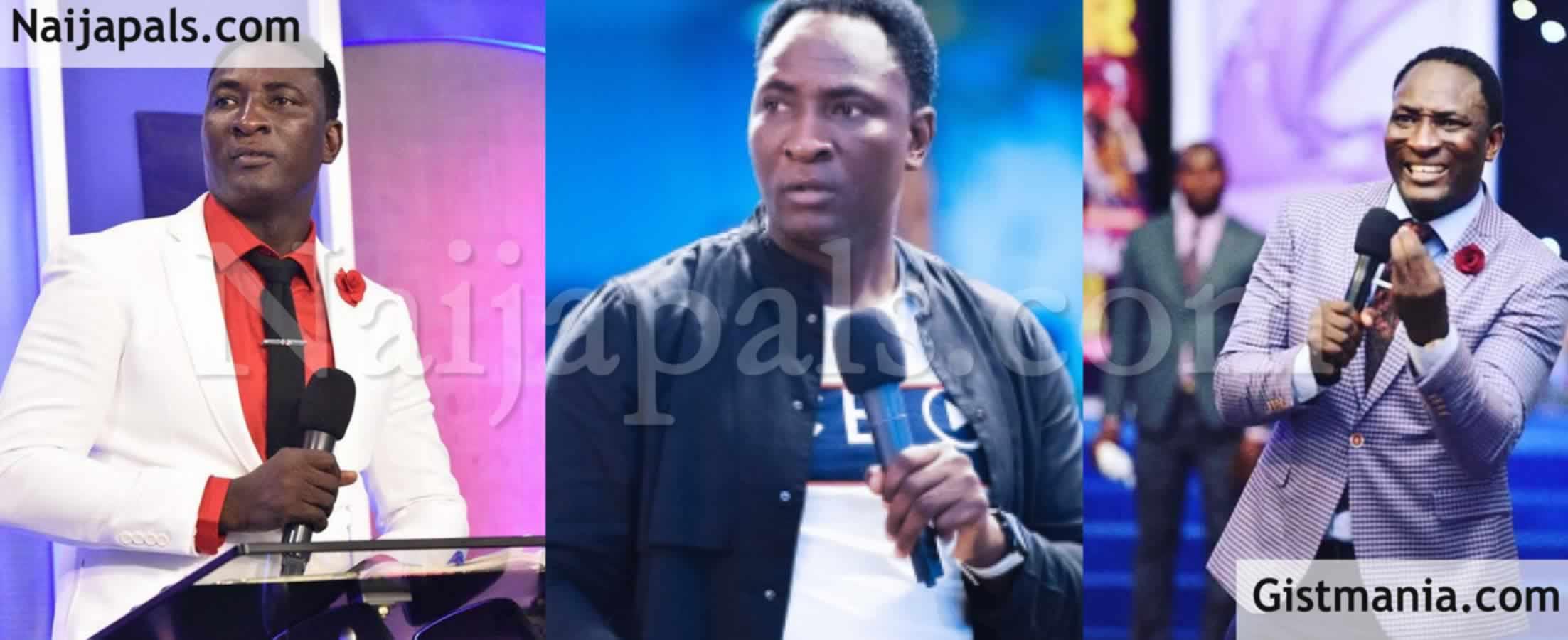 <img alt='.' class='lazyload' data-src='https://img.gistmania.com/emot/comment.gif' /> <b>Prophet Jeremiah Challenges Billionaire Pastors, Urges Them To Help Nigerians In Difficult Time</b>