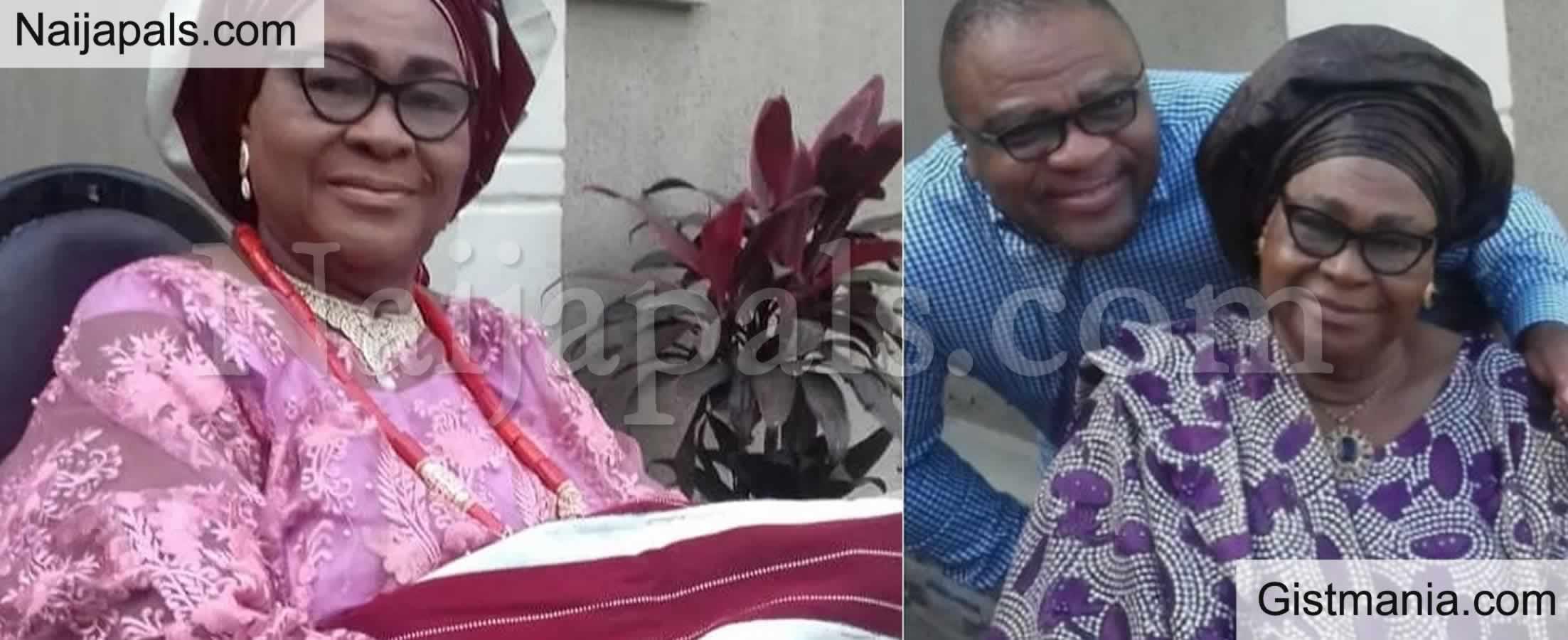 <img alt='.' class='lazyload' data-src='https://img.gistmania.com/emot/cry.gif' /> <b>Veteran Nigerian Actor, Jide Alabi's Loses Mum</b>