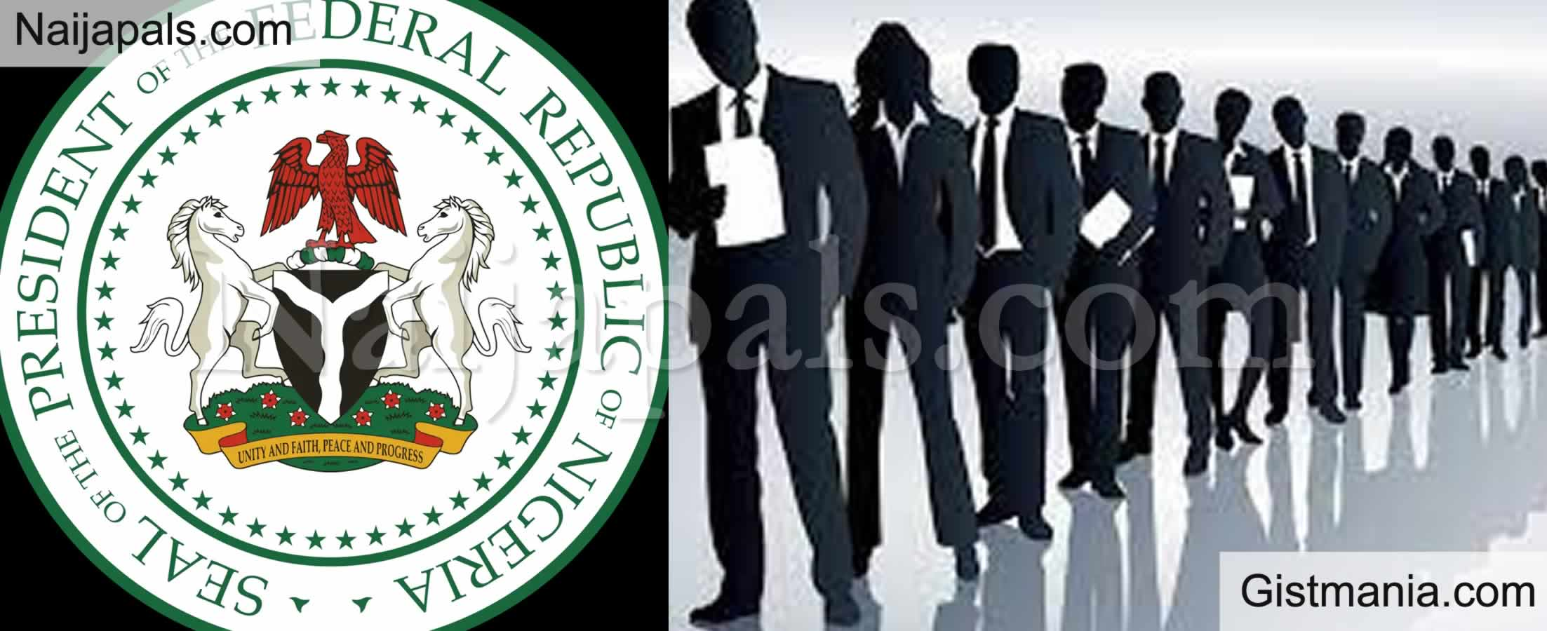 <img alt='.' class='lazyload' data-src='https://img.gistmania.com/emot/comment.gif' /> <b>No Money Is Required For Appointment - FG Warns Job Seekers Against Fraudsters</b>
