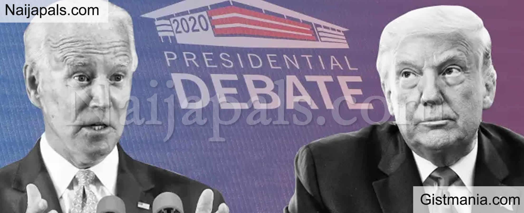 <img alt='.' class='lazyload' data-src='https://img.gistmania.com/emot/news.gif' /> <b>Highlights From The First USA Presidential Debate By Donald Trump and Joe Biden</b>