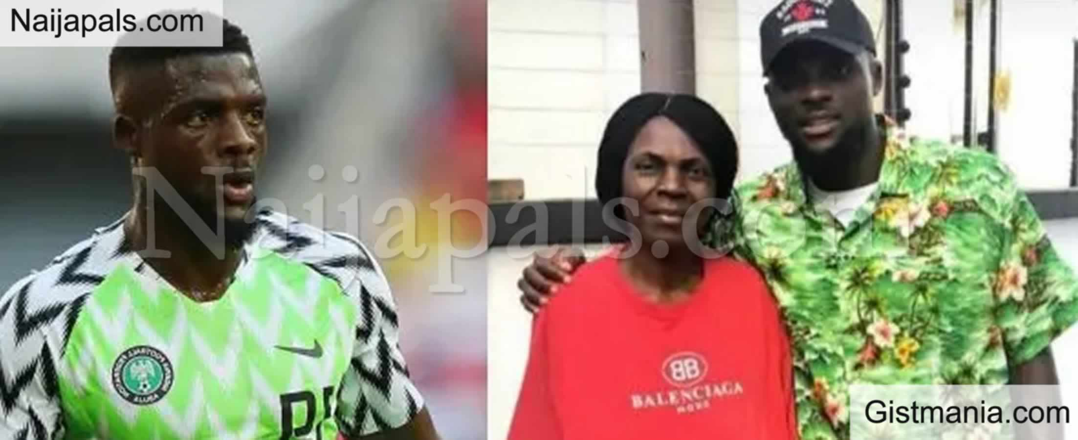 <img alt='.' class='lazyload' data-src='https://img.gistmania.com/emot/broken_heart.gif' /> <b>Footballer, John Ogu Heartbroken As He Announces Death Of His Mother</b>
