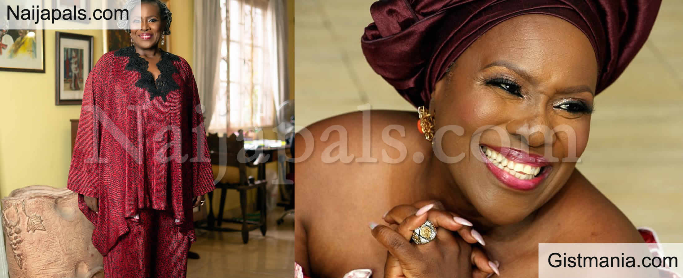 <img alt='.' class='lazyload' data-src='https://img.gistmania.com/emot/cake.png' /><img alt='.' class='lazyload' data-src='https://img.gistmania.com/emot/photo.png' /> <b>Veteran Actress, Joke Silva Looks Stunning As She Celebrates 59th Birthday</b>