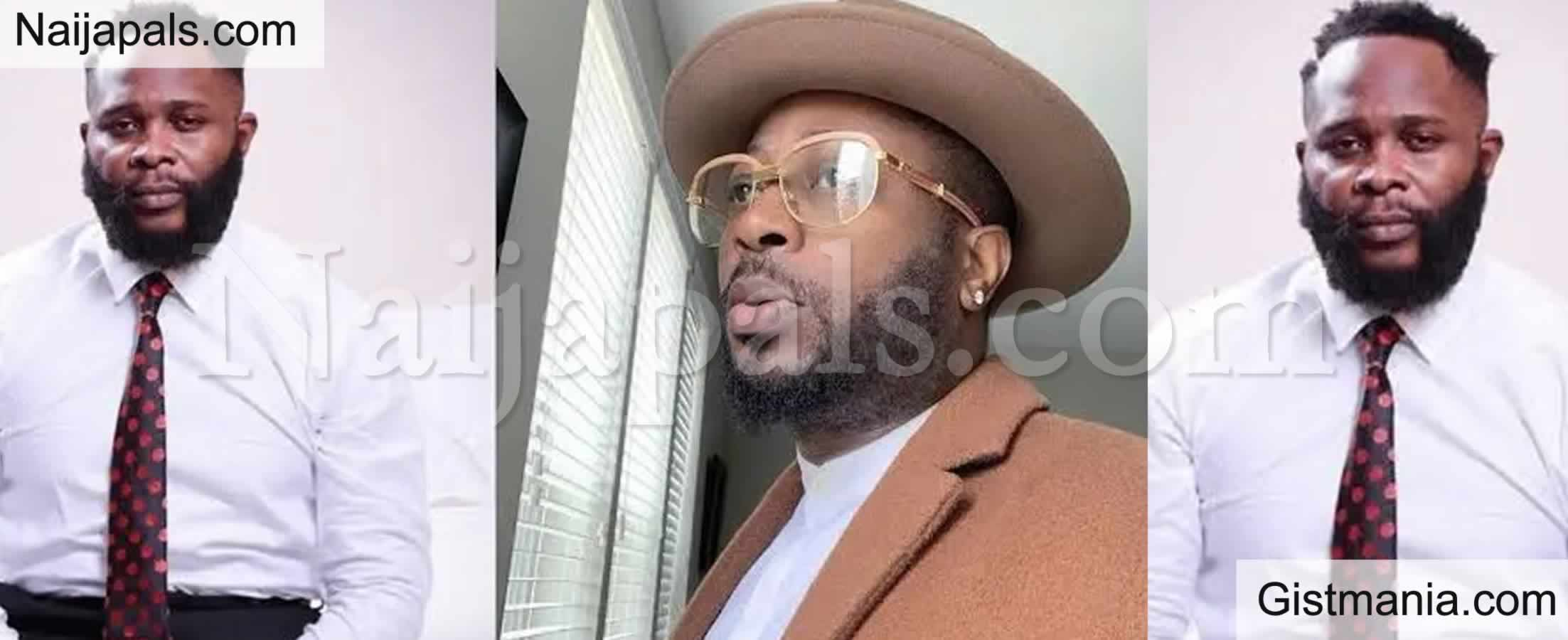 Joro Olumofin Blasts Tunde Ednut For Claiming He Has Psychological Damage Gistmania Tunde posted this picture with a caption very similar to that of the original poster. joro olumofin blasts tunde ednut for