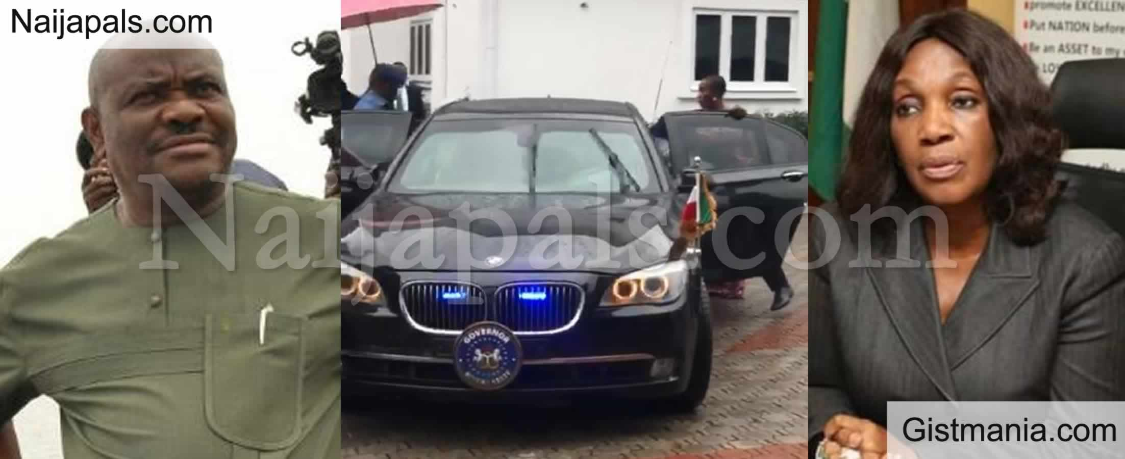 <img alt='.' class='lazyload' data-src='https://img.gistmania.com/emot/video.gif' /> VIDEO: <b>Gov. Wike, Storms Ex NDDC MD, Joy Nunieh's House To Rescue Her From House Arrest</b>