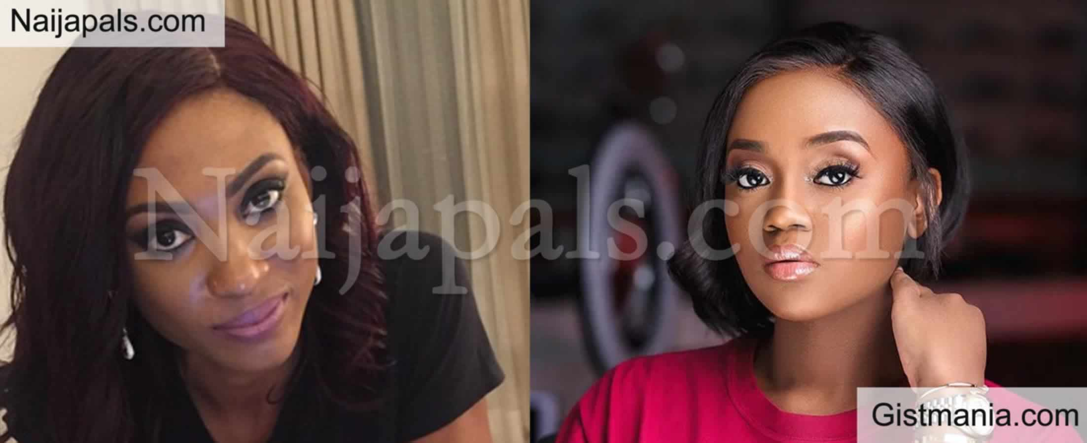 "<img alt='.' class='lazyload' data-src='https://img.gistmania.com/emot/comment.gif' /><b>Why Chioma Is Being Ridiculed For Another Person's Sins"" - Julius Agwu's Wife, Ibiere Asks</b>"