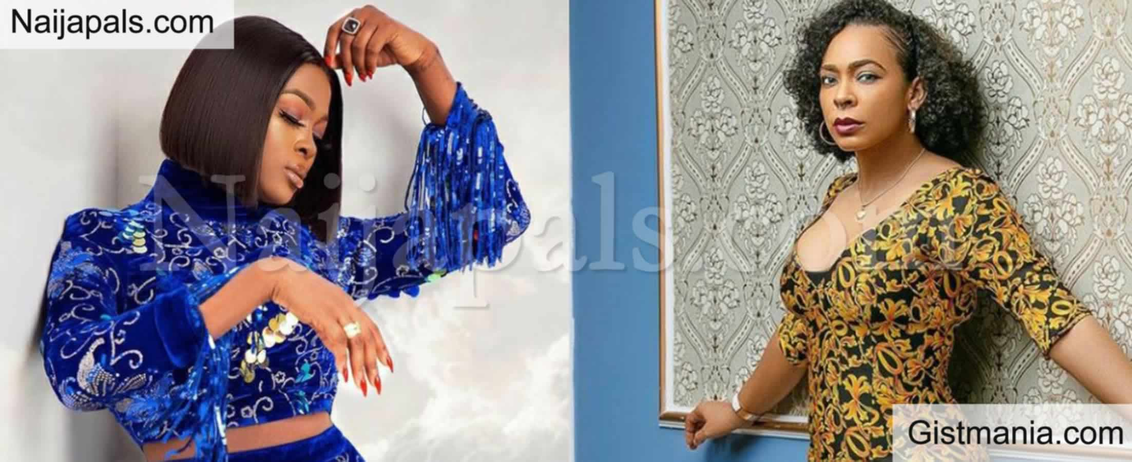 <img alt='.' class='lazyload' data-src='https://img.gistmania.com/emot/comment.gif' /> Bosslady Wahala: <b>Ka3na And TBoss Battle It Out For The Real Owner Of The 'Boss Lady' Title</b>