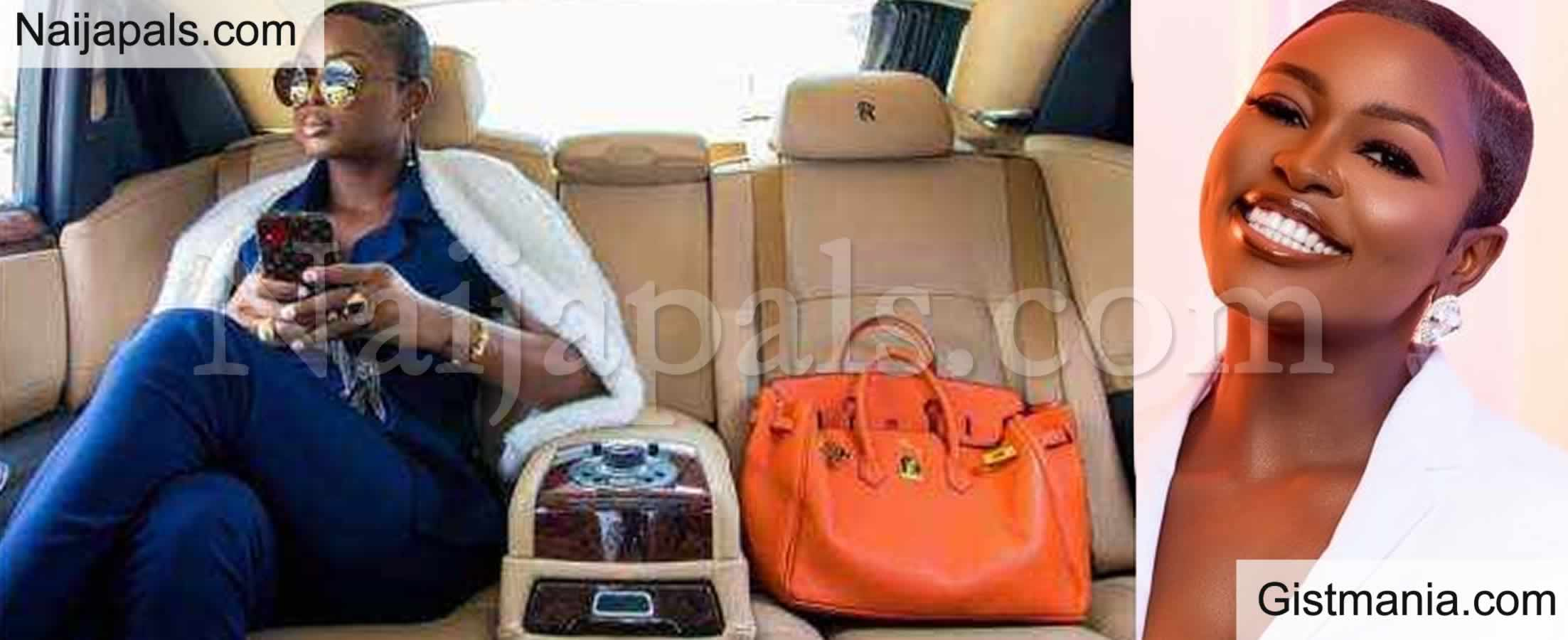 <img alt='.' class='lazyload' data-src='https://img.gistmania.com/emot/comment.gif' /> <b>#BBNaija's Ka3na Jones Flaunts Her Luxurious Style of Living In New Photo</b>