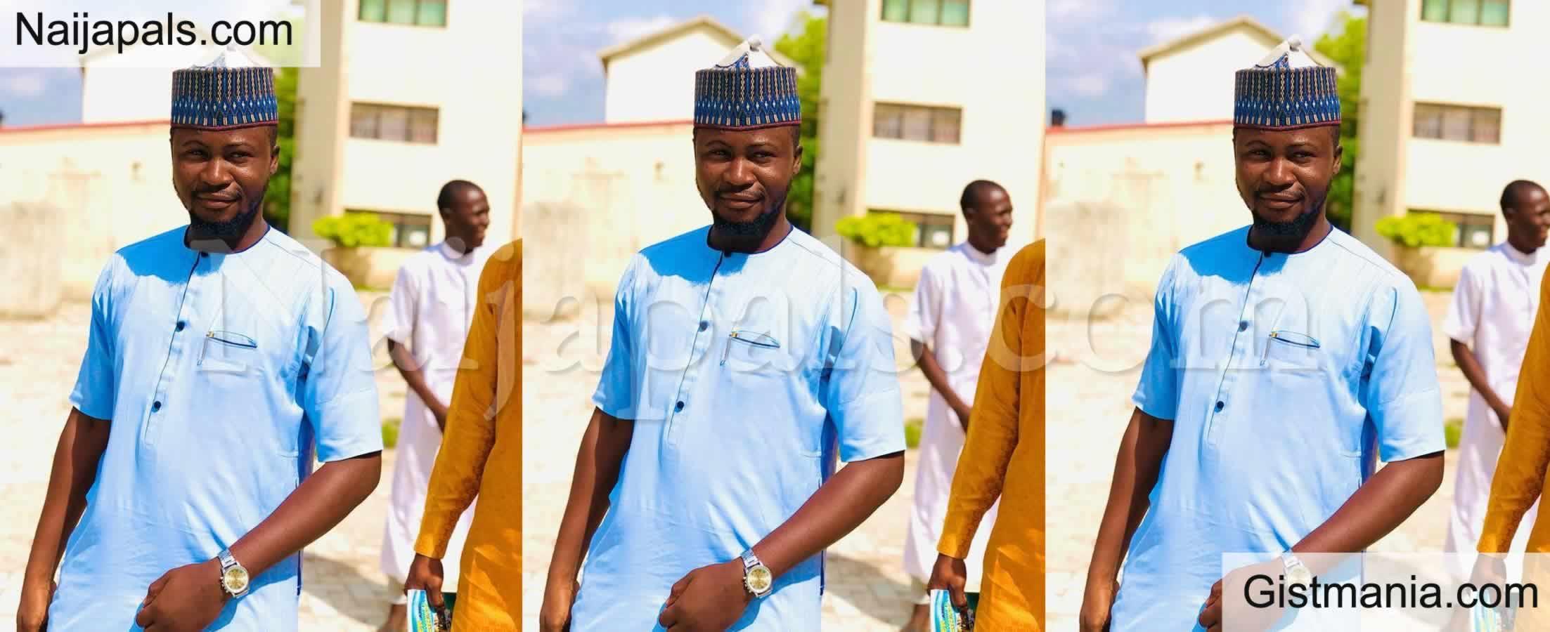 <img alt='.' class='lazyload' data-src='https://img.gistmania.com/emot/cry.gif' /> So Sad! <b>Kaduna Polytechnic Student, Anas Abdullahi Allegedly Dies In His Sleep</b>