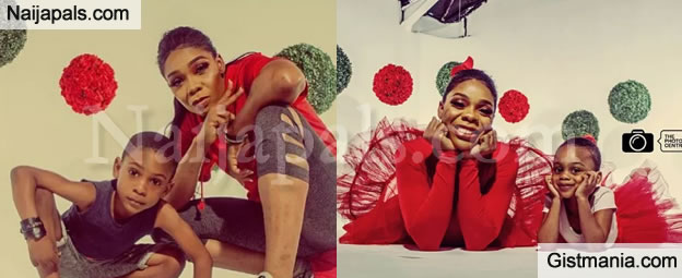 Check Out Beautiful Photos Of Nigerian Dancer, Kaffy And Her