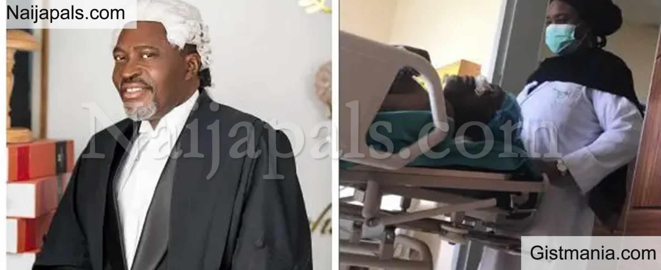 <img alt='.' class='lazyload' data-src='https://img.gistmania.com/emot/video.gif' /> <b>Veteran Actor Kanayo O. Kanayo Undergoes Surgery Day After He Was Called To Bar</b>