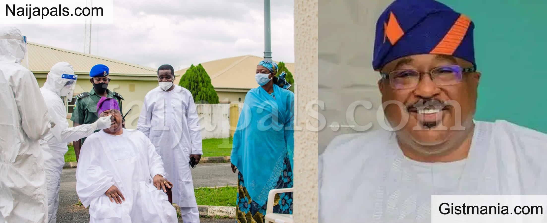 <img alt='.' class='lazyload' data-src='https://img.gistmania.com/emot/news.gif' /> COVID 19: <b>Kwara State Deputy Gov, Kayode Alabi & Wife Reportedly Test Positive For Coronavirus</b>