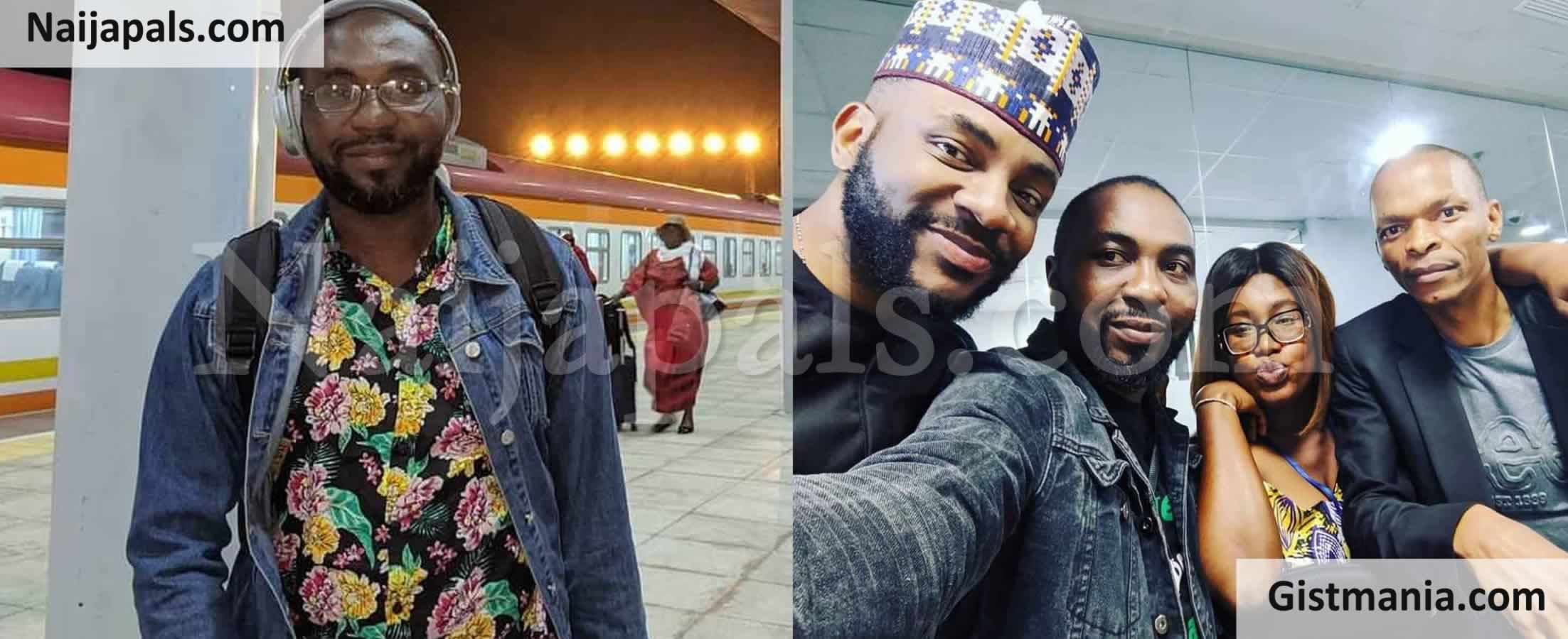 <img alt='.' class='lazyload' data-src='https://img.gistmania.com/emot/photo.png' /> <b>Rare Photos Of BBNaija's Alleged Cameraman, Gbenga Kayode </b>(Photos)