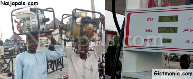 <img alt='.' class='lazyload' data-src='https://img.gistmania.com/emot/news.gif' /> BREAKING: <b>Federal Govt Announces Hike In Fuel Price As It Rises To ₦143.80</b>