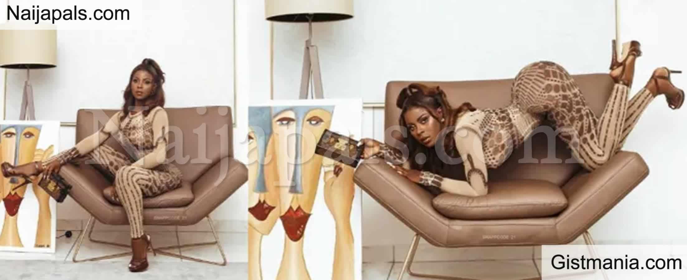 <img alt='.' class='lazyload' data-src='https://img.gistmania.com/emot/photo.png' /><b>Chocolate Goodness!!! BBNaija Khloe Is A Melanin Goddess</b>