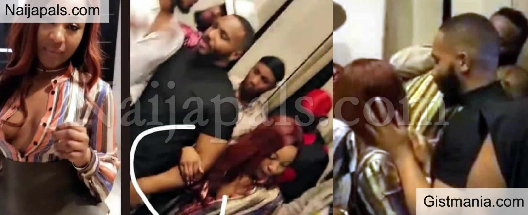 <img alt='.' class='lazyload' data-src='https://img.gistmania.com/emot/photo.png' /> Big Brother Naija: <b>Erica and Kiddwaya Reunite At Kiddwaya's House Party</b>