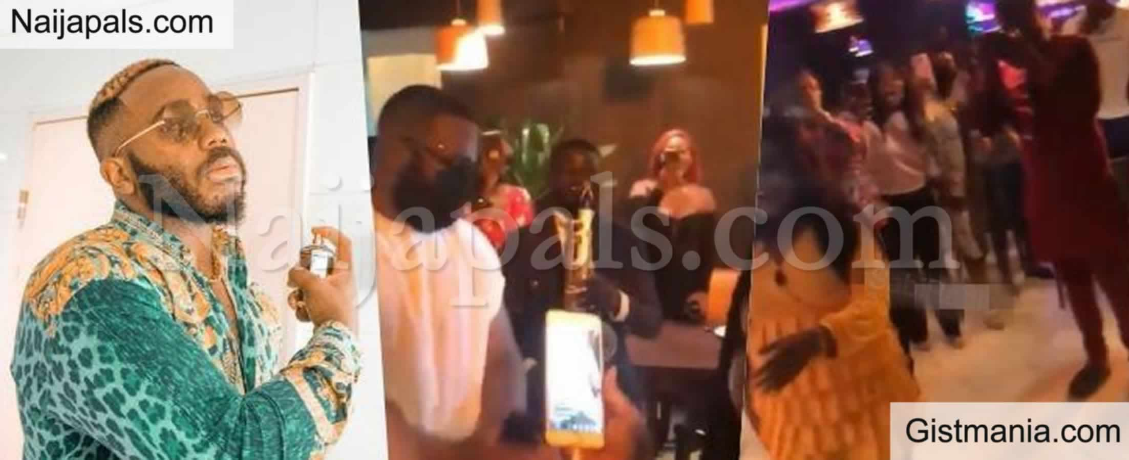 <img alt='.' class='lazyload' data-src='https://img.gistmania.com/emot/comment.gif' /> <b>Internet Users Laments Over Lavish Kiddwaya's 28th Birthday Party Organized By Fans</b>