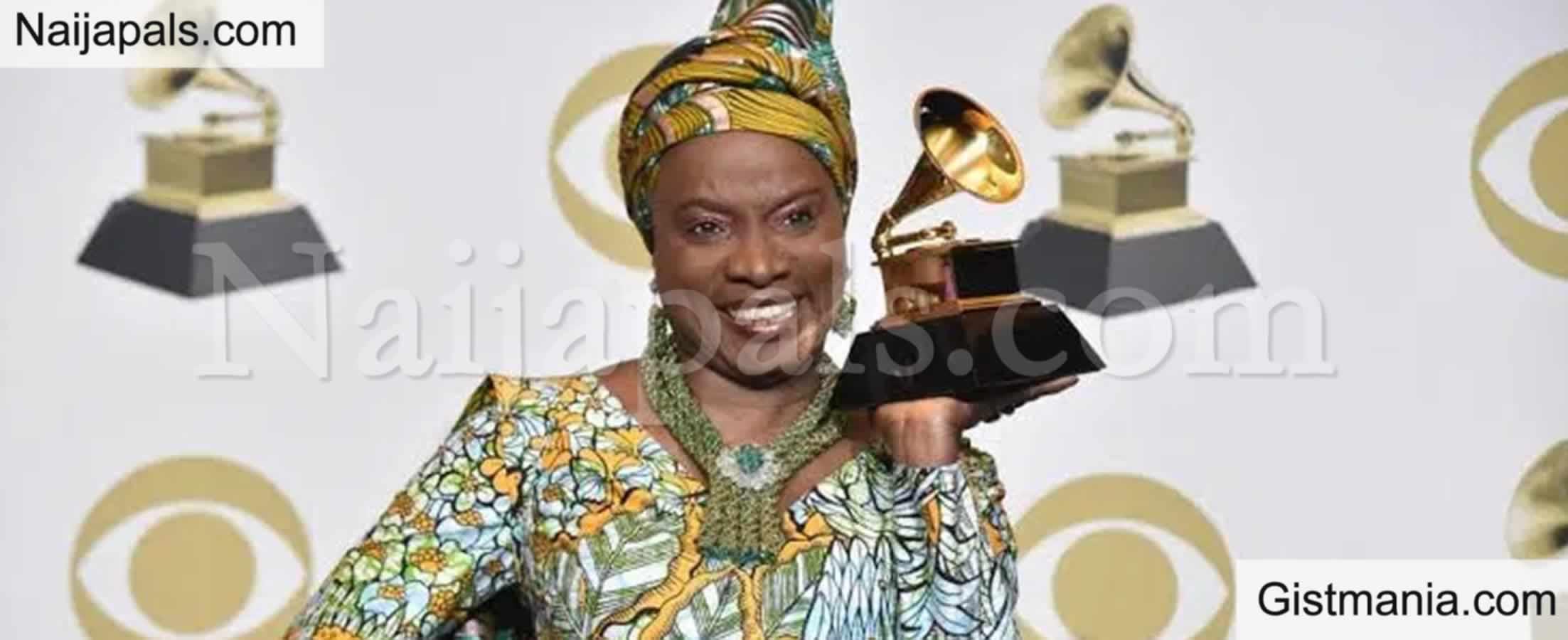 "<img alt='.' class='lazyload' data-src='https://img.gistmania.com/emot/cry.gif' /><b> ""I Feared For Nigeria During #EndSARS Protest"" - Grammy Award Winner, Angelique Kidjo Laments</b>"