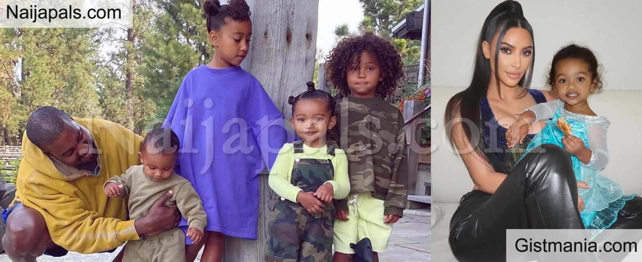 "<img alt='.' class='lazyload' data-src='https://img.gistmania.com/emot/kiss.gif' /> ""How Did I Get So Lucky?"" - <b>Kim Kardashian Flaunts Her Family Photos Including Kanye</b>"