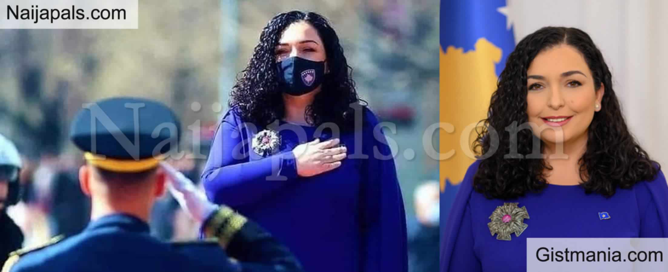 <img alt='.' class='lazyload' data-src='https://img.gistmania.com/emot/thumbs_up.gif' /> <b>Meet Kosovo's New President Mrs Vjosa Osmani-Sadriu PhD</b> , She's 38 Years Old
