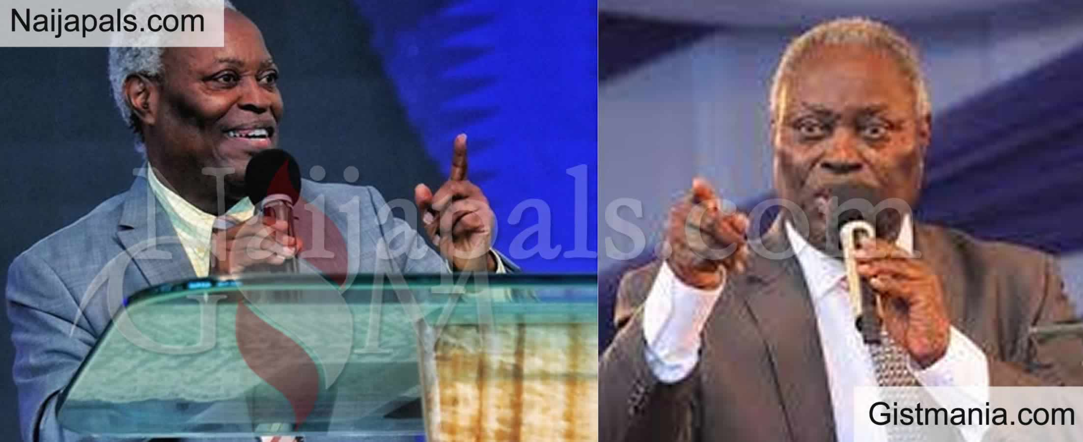 <img alt='.' class='lazyload' data-src='https://img.gistmania.com/emot/comment.gif' /><b> I Will Return Tithes And Offering of Sinful Members</b> - Deeper Life Founder, Pastor Kumuyi Vows