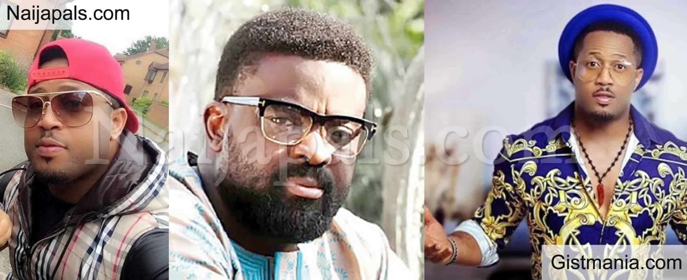 "<img alt='.' class='lazyload' data-src='https://img.gistmania.com/emot/comment.gif' /> <b>Mike Ezuruonye Hits Out At Kunle Afolayan For Branding Him ""Scammer"" In Recent Post</b>"