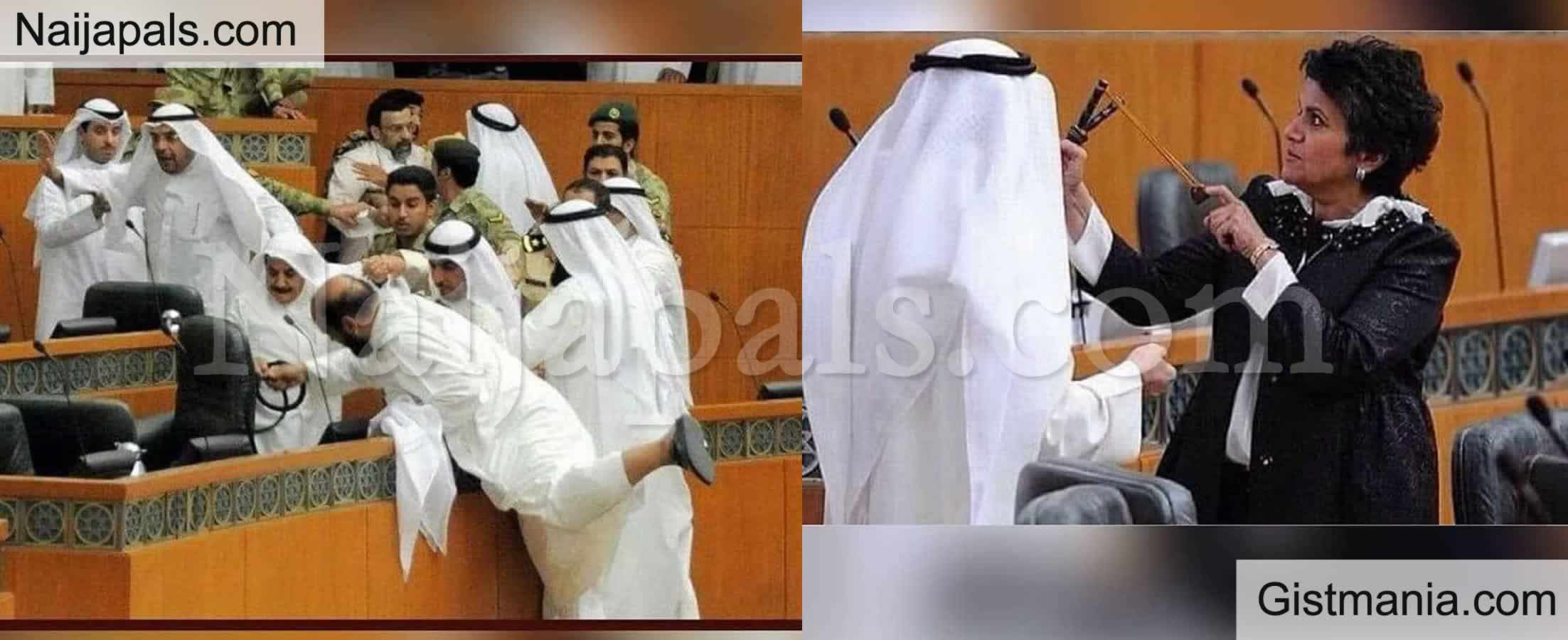 <img alt='.' class='lazyload' data-src='https://img.gistmania.com/emot/photo.png' /> <b>House Of Commotion! National Assembly Of Kuwait Turned Battleground</b> (Photos)