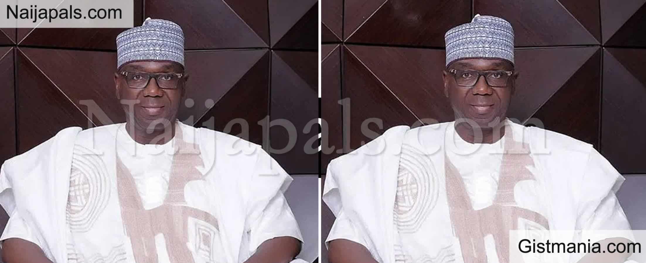 <img alt='.' class='lazyload' data-src='https://img.gistmania.com/emot/news.gif' /> BREAKING: <b>Kwara Gov. Abdulrahman Abdulrazaq Declares 24hrs Curfew In Ilorin</b>