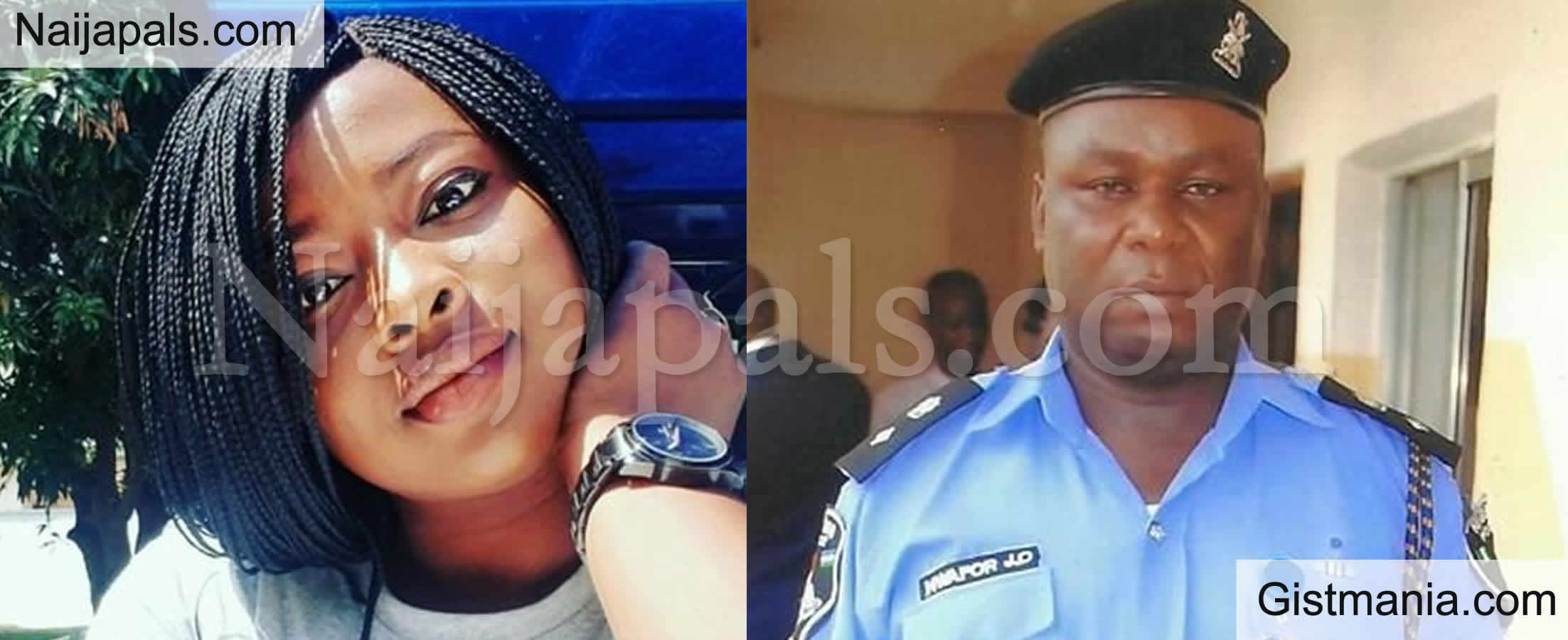 <img alt='.' class='lazyload' data-src='https://img.gistmania.com/emot/comment.gif' /> <b>Lady Accuses Police Officer James Nwafor For Being Responsible For Her Brother's Possible Death</b>