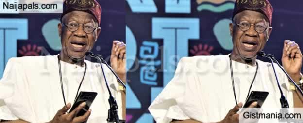 <img alt='.' class='lazyload' data-src='https://img.gistmania.com/emot/news.gif' /> <b>Nigerian Govt Seeks Law To Clamp Down Online Broadcasting, Social Media</b>