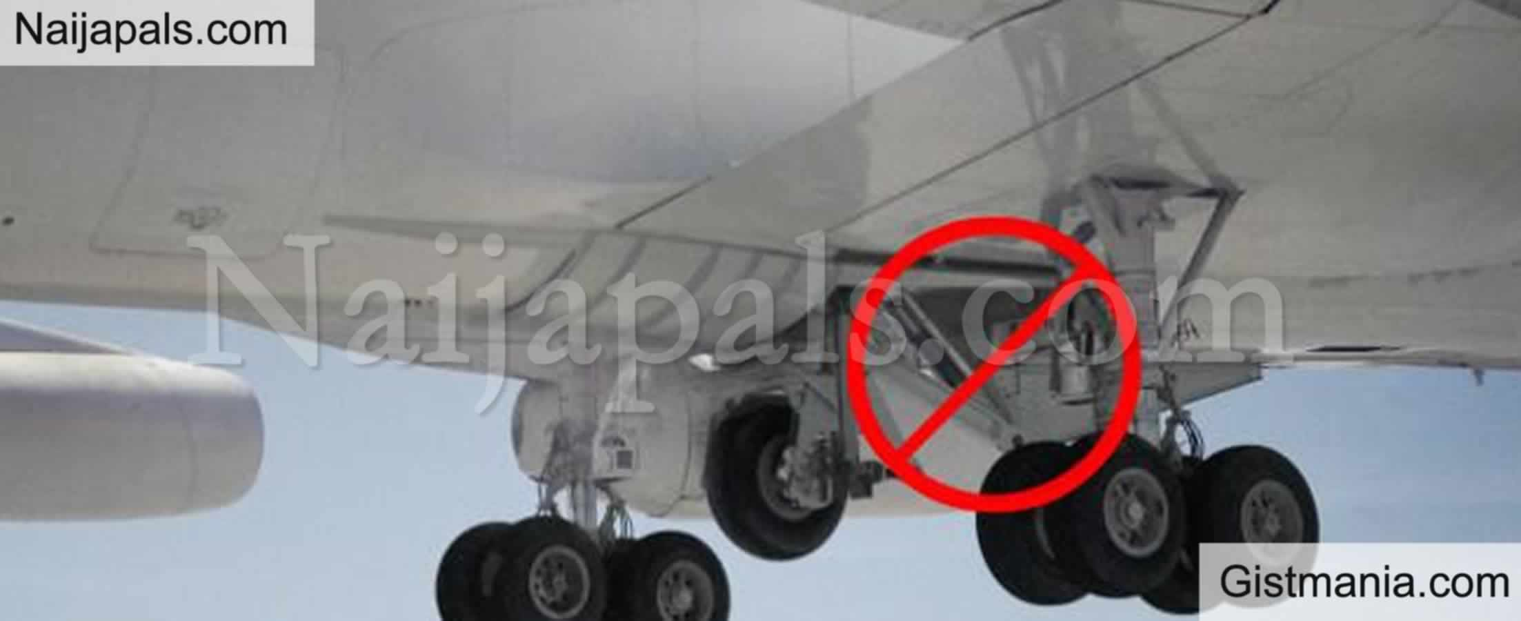 <img alt='.' class='lazyload' data-src='https://img.gistmania.com/emot/shocked.gif' /> <b>Corpse Of  'Stowaway' Is Found In The Landing Gear Of Plane Arriving In Amsterdam From Nigeria</b>