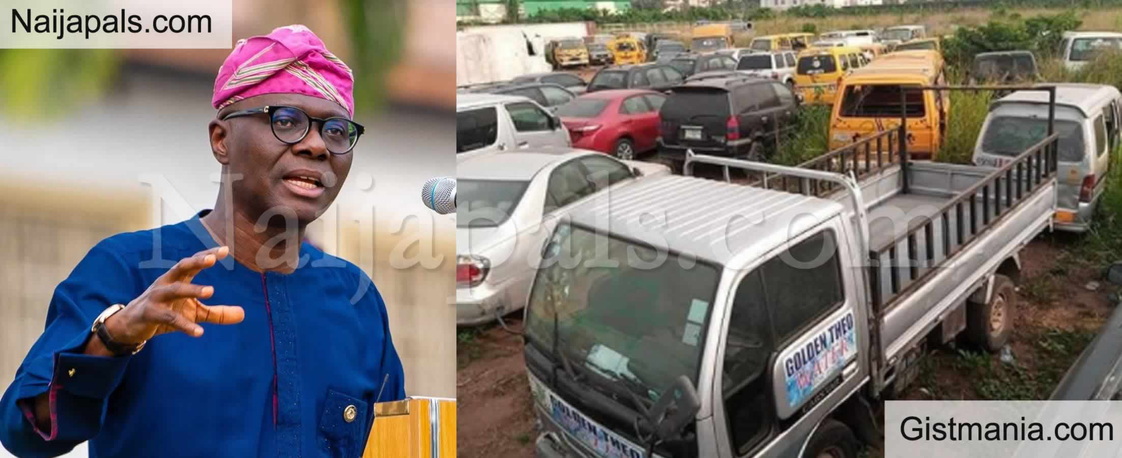<img alt='.' class='lazyload' data-src='https://img.gistmania.com/emot/comment.gif' /> <b>Lagos State Sets To Auction 88 Impounded Vehicles On Court's Order</b>