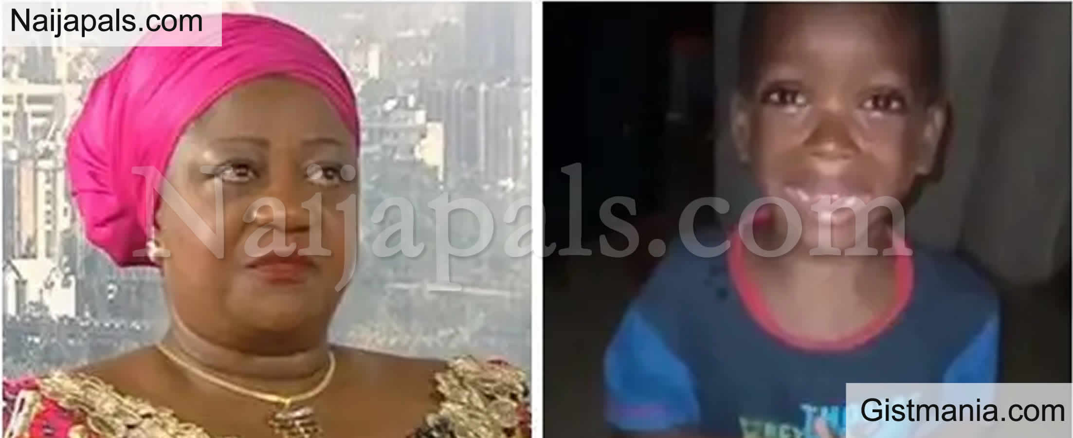<img alt='.' class='lazyload' data-src='https://img.gistmania.com/emot/comment.gif' /> <b>Buhari's Aide, Lauretta Onochie Describes Viral 'Calm Down' Video As Clear Case Of Child Abuse</b>