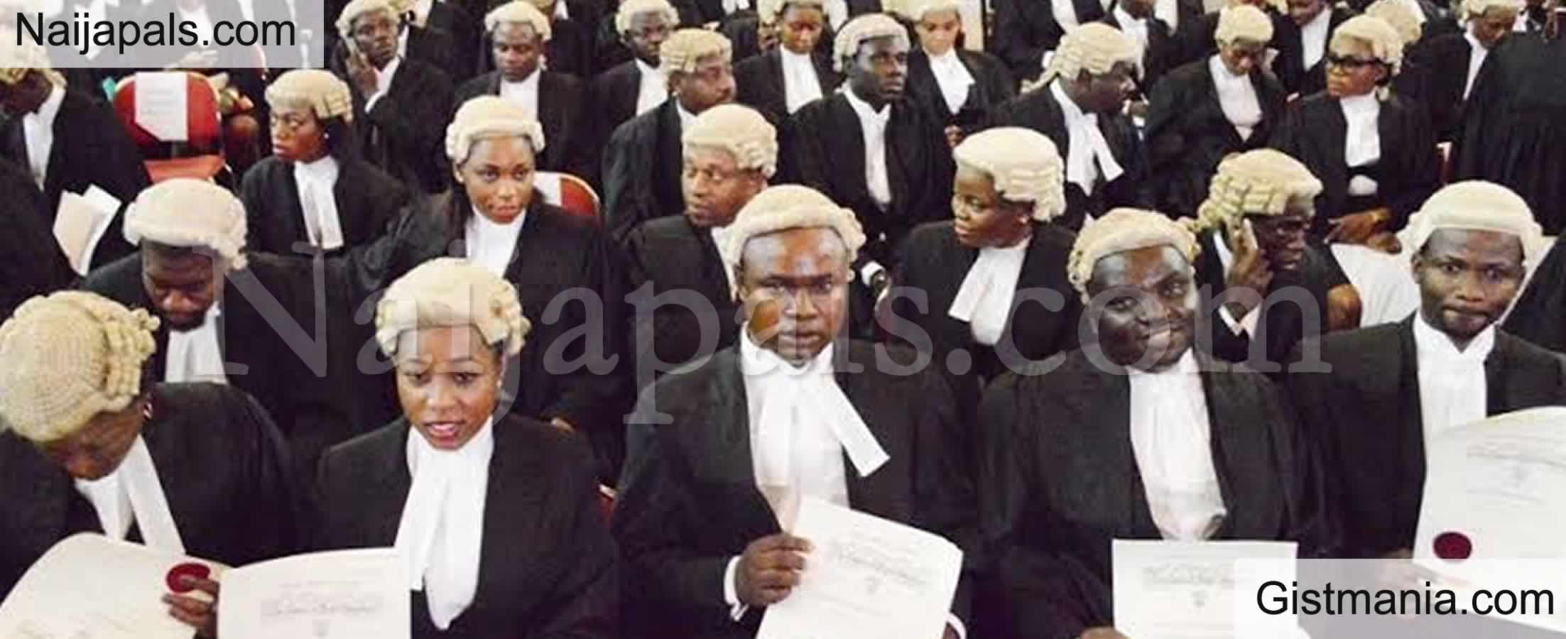 <img alt='.' class='lazyload' data-src='https://img.gistmania.com/emot/comment.gif' /> Nationwide Strike! <b>Nigerian Lawyers Drum Support As NLC Says No Going Back</b>