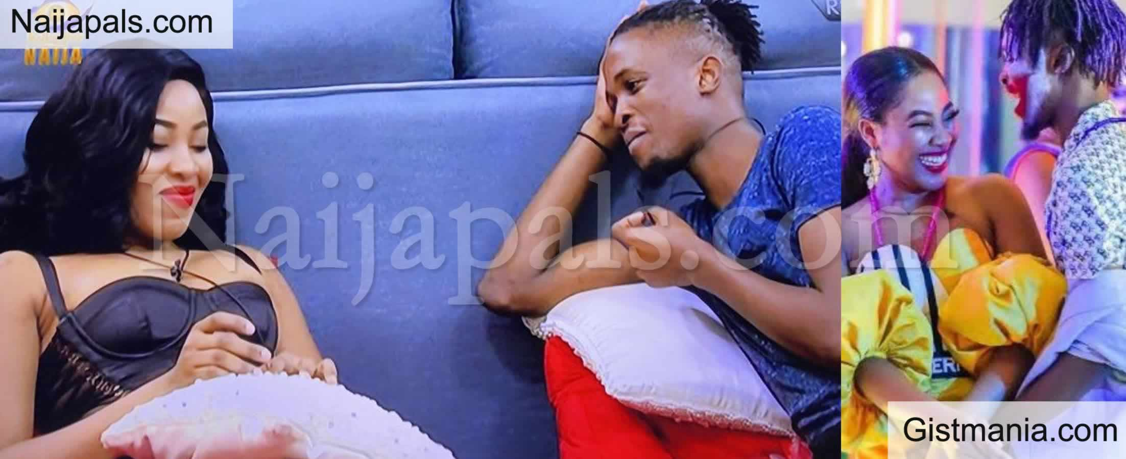 "<img alt='.' class='lazyload' data-src='https://img.gistmania.com/emot/comment.gif' /> BBNaija2020: <b>""I Have Feelings For You"" </b>– Laycon Finally Tells Erica"