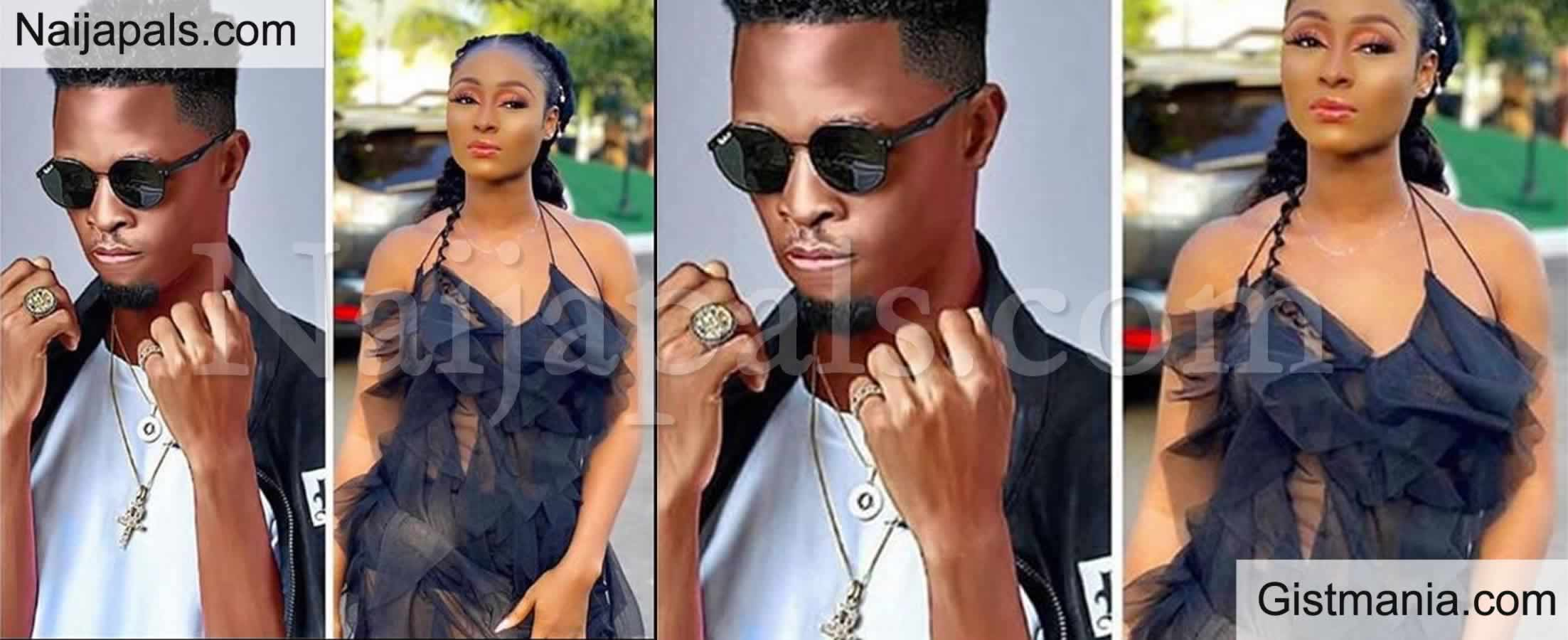 <img alt='.' class='lazyload' data-src='https://img.gistmania.com/emot/broken_heart.gif' /> #BBNaija: <b>Laycon's Igbo Ex-Girlfriend Expresses Regrets For Dumping Him After Dating For 5 Yrs</b>