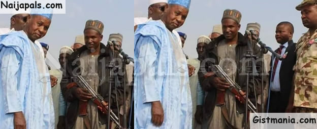 "<img alt='.' class='lazyload' data-src='https://img.gistmania.com/emot/news.gif' /> <b>""Only 30 Policemen Protecting 100 Katsina Villages Despite Series Of Killings""- Gov. Masari</b>"