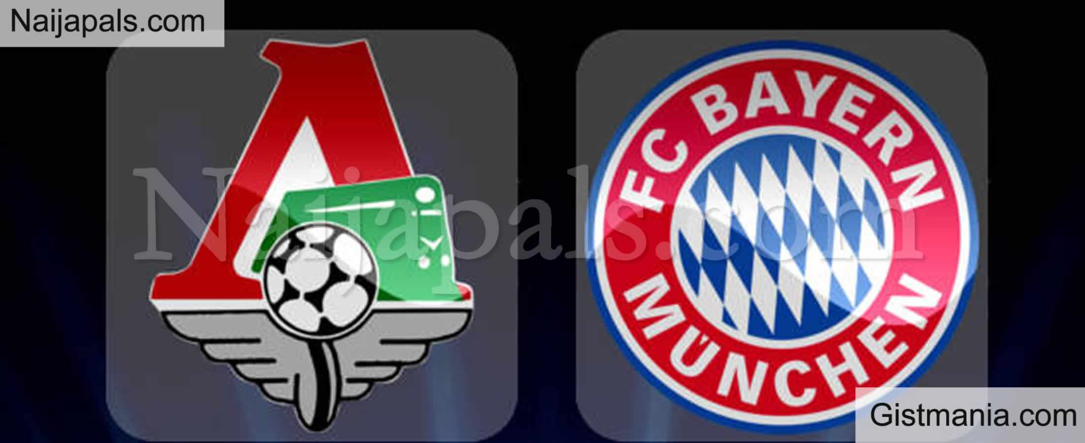 <img alt='.' class='lazyload' data-src='https://img.gistmania.com/emot/soccer.gif' /> <b>Lokomotiv v Bayern Munich : UEFA Champions League Match, Team News, Goal Scorers and Stats</b>