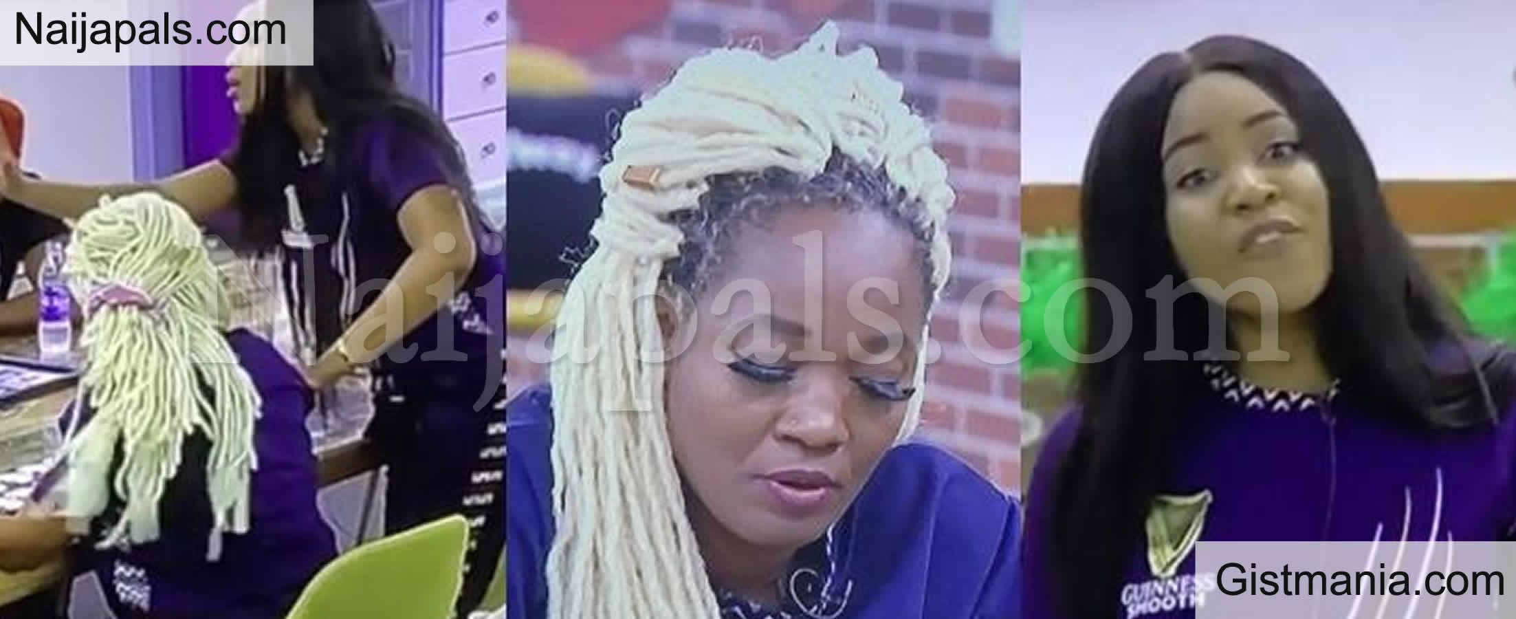 <img alt='.' class='lazyload' data-src='https://img.gistmania.com/emot/comment.gif' /> BBNaija2020! <b>Lucy Extends A Hand of Friendship to Erica And Other Housemates</b>