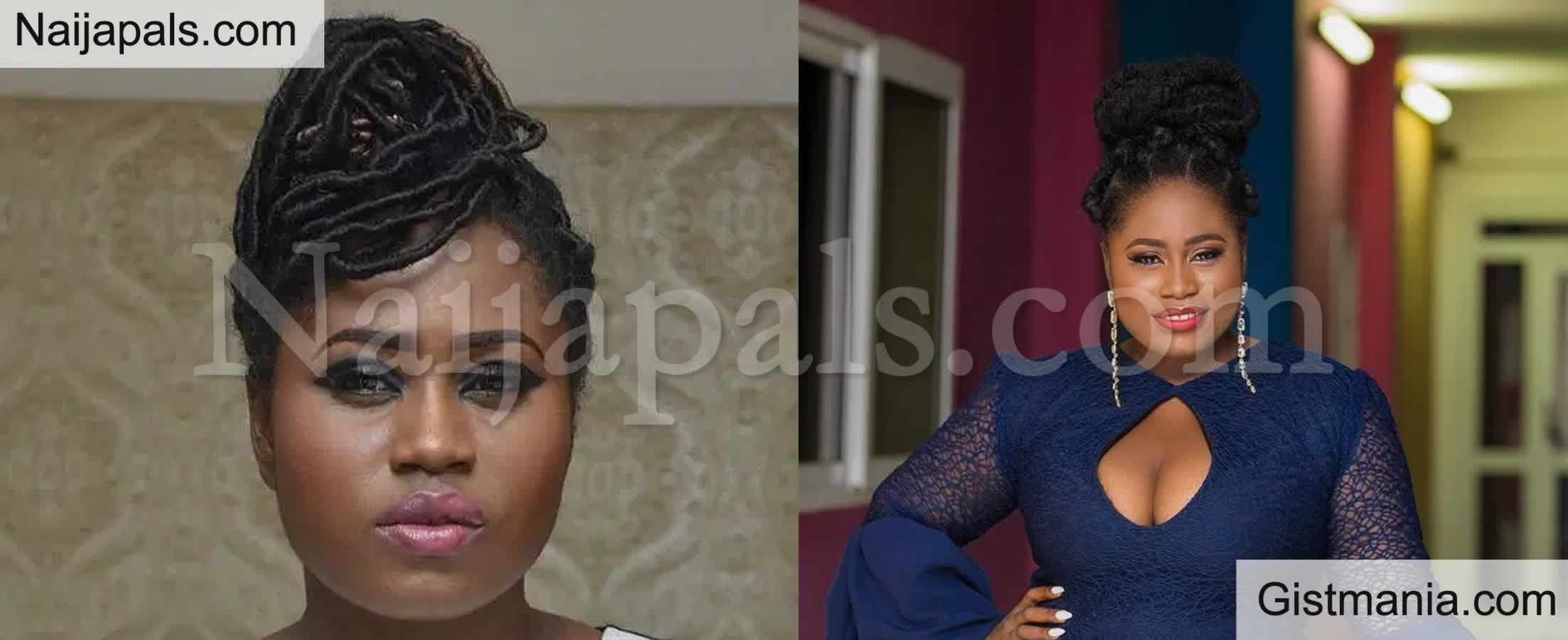 """<img alt='.' class='lazyload' data-src='https://img.gistmania.com/emot/comment.gif' /> <b>""""Why Sundays Are One Of My Favorite Days Of The Week""""</b> — Actress, Lydia Forson"""