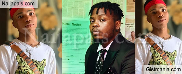 YBNL New Signee, Lyta Dumps Record Label, Unfollows Boss, Olamide on
