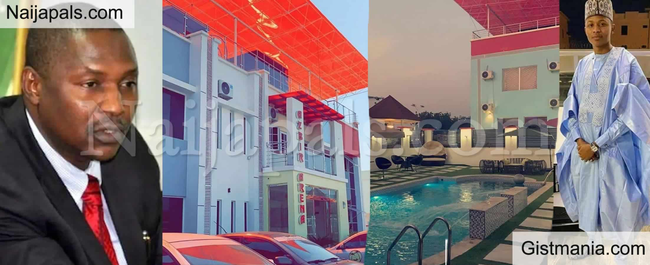 <img alt='.' class='lazyload' data-src='https://img.gistmania.com/emot/photo.png' /> REVEALED! <b>See The Multi Billion Naira Edifices Built By AGF, Malami & Son Within 2 Months</b> (Photos)