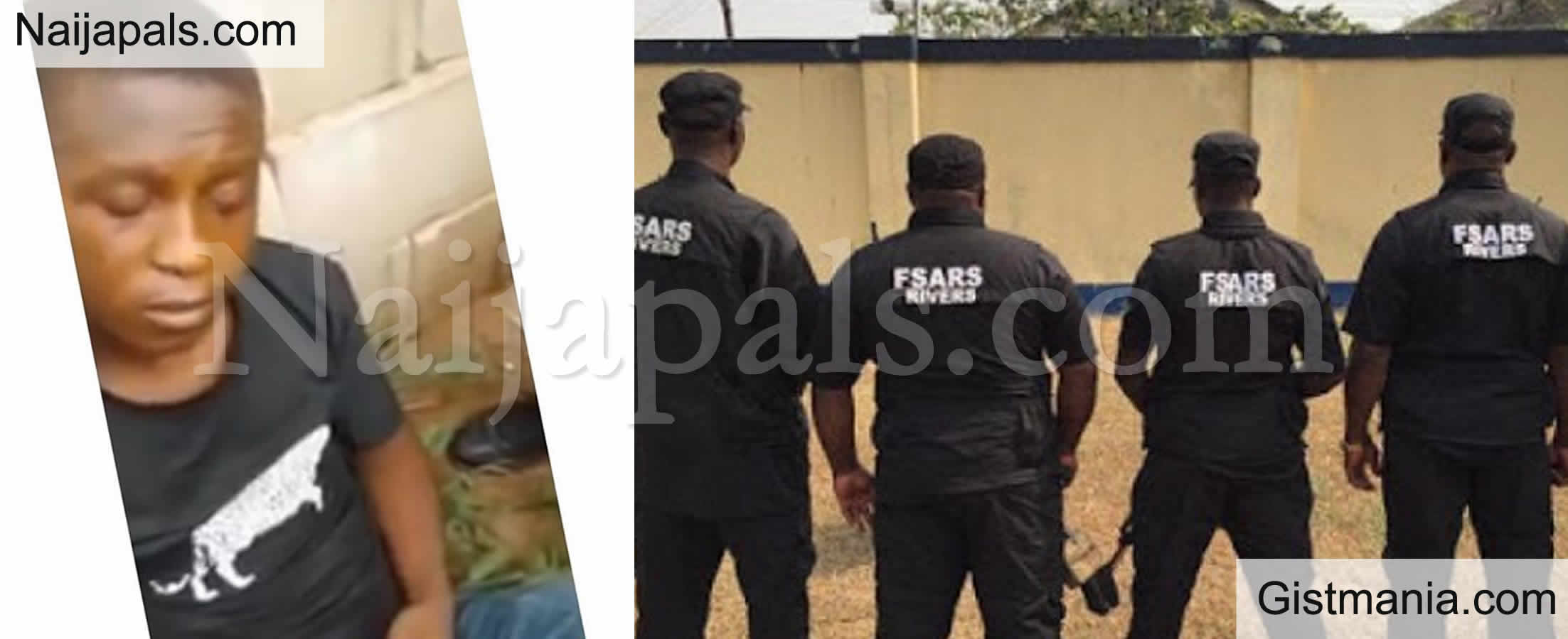 <img alt='.' class='lazyload' data-src='https://img.gistmania.com/emot/comment.gif' /> JUST IN: <b>Lagos State SARS Arrest Cultists For Killing Man In Viral Video</b>